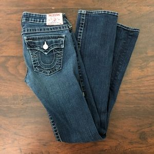 True Religion 29x31 Billy Boot Cut 👖 made in USA